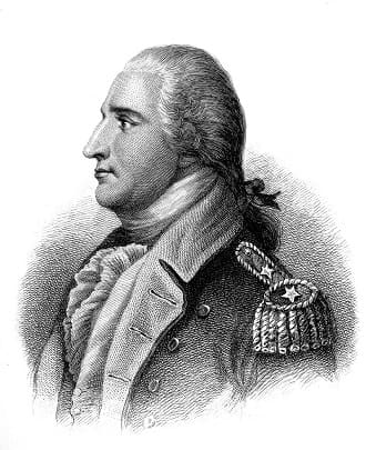 Revolutionary War General Benedict Arnold
