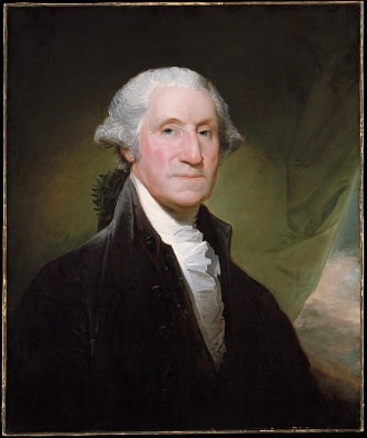 Revolutionary War General George Washington