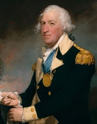 Commander Horatio Gates